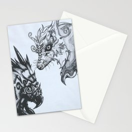 Skyy or Earth Stationery Cards