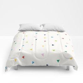 Cute Confetti Pattern Comforters