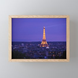 J'adore Framed Mini Art Print