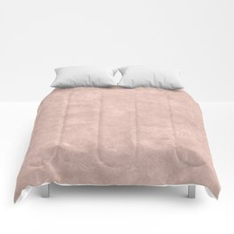 Rose Smoke Oil Pastel Color Accent Comforters