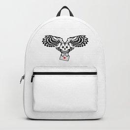 Letter From Hedwig   Geekdom Series   DopeyArt Backpack