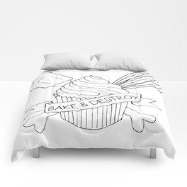 Bake & Destroy Comforters