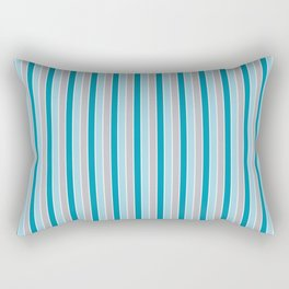 New nautical stripes Rectangular Pillow