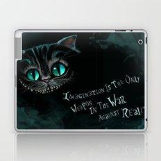 Cheshire Cat Laptop & iPad Skin