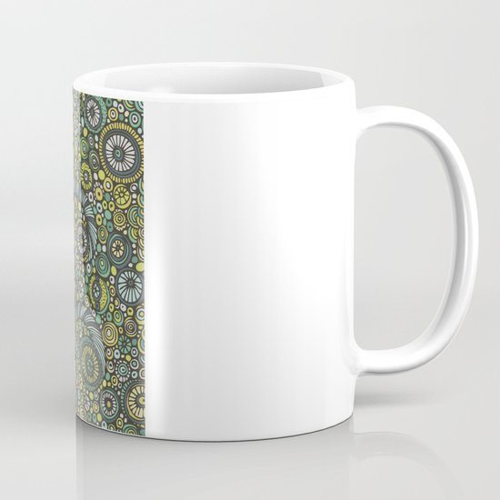 Blue safari Mug