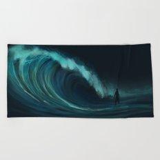 Third Gate Beach Towel