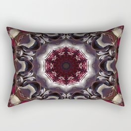 Beauty And The Beet -- A Kaleidoscope Of Beets Rectangular Pillow