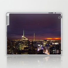 NYC from Rockefeller Laptop & iPad Skin