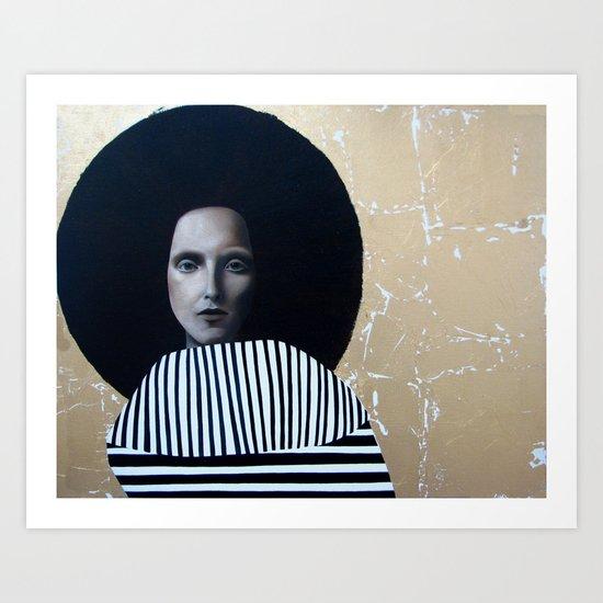 MUSA Art Print