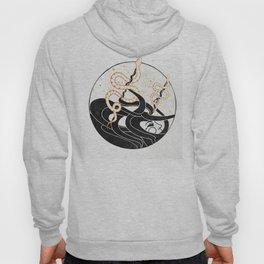 Medusa's Snakes Inktober :: Darlings, Don't Fear Me Hoody
