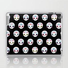 Cute sugar skulls B Laptop & iPad Skin