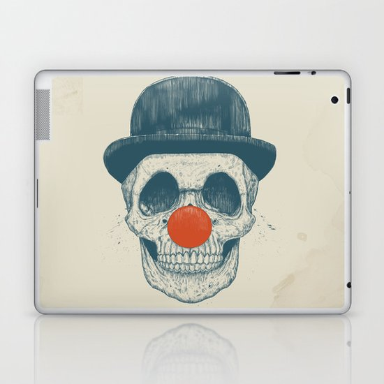Dead clown Laptop & iPad Skin