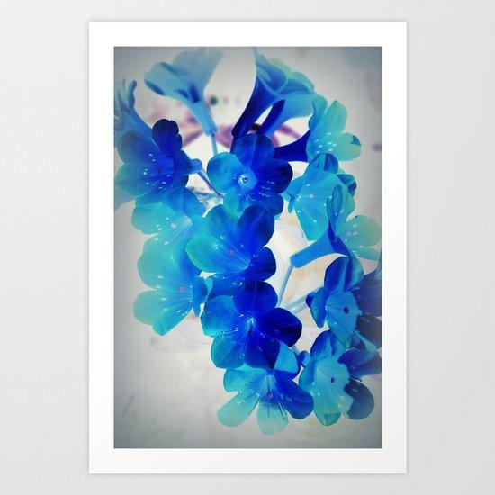 simple magic Art Print