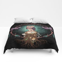 Enchanted Woodland Secret Keeper And Dream Catcher Comforters
