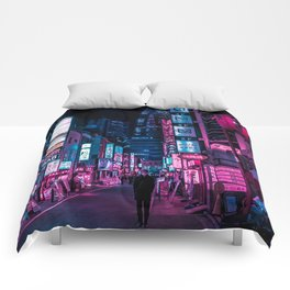 Stranger In The Night Comforters
