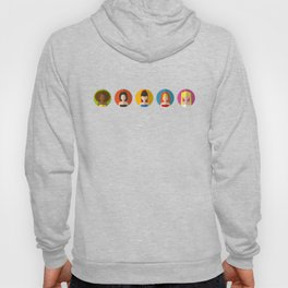 SPICE GIRLS ICONS Hoody