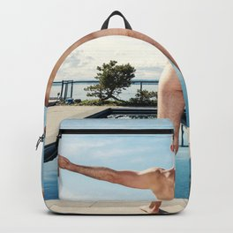 Freedom In Summer Backpack
