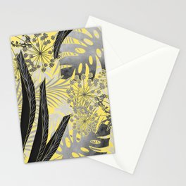 Tropical noon. Stationery Cards