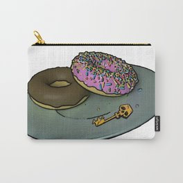 Borderland Bronuts Carry-All Pouch