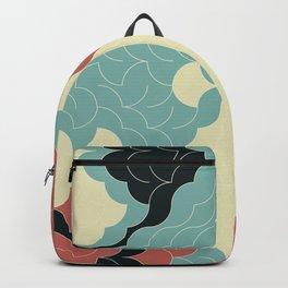 Abstract Geometric Artwork 90 Backpack