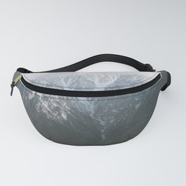 Palm Springs Snow Fanny Pack