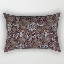 Persephone: Underworld Queen  Rectangular Pillow