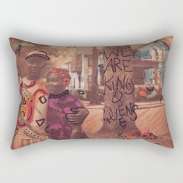 Kings & Queens Rectangular Pillow