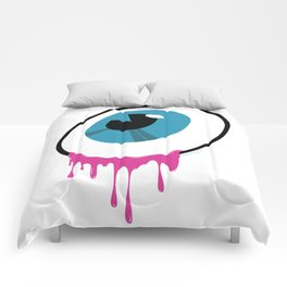 The Big Eye Comforters