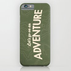 The Adventure Slim Case iPhone 6s