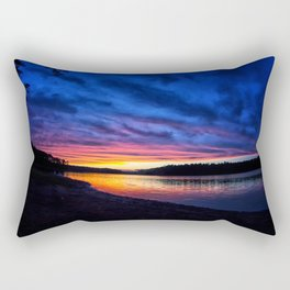 Georgia On My Mind Rectangular Pillow