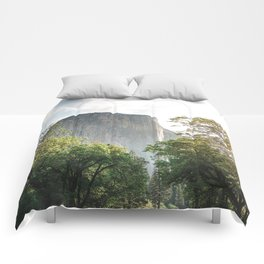 The mountain rock Comforters