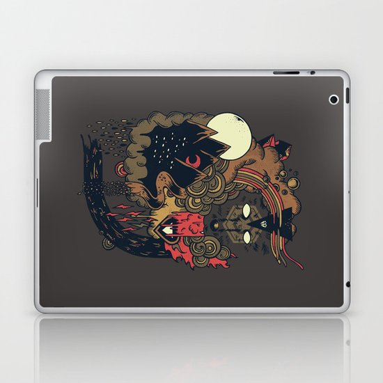 Leader of the Pack Laptop & iPad Skin