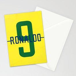 Ronaldo 9 Stationery Cards