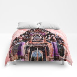 Castle in the Clouds Comforters