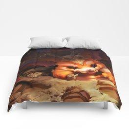 Classic Gnar League of Legends Comforters