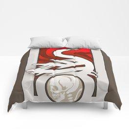 Cygnus Muerte Comforters