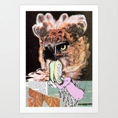 Hold  Art Print