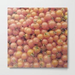 littler tomatoes! Metal Print