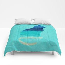 SEA CAT Comforters
