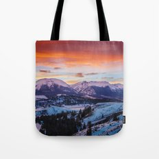 Paint the Sky Tote Bag