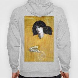 Dante Gabriel Rossetti La Donna Della Finestra (The Lady of Pity) Hoody