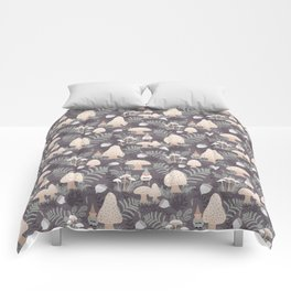 Forest Gnomes Comforters