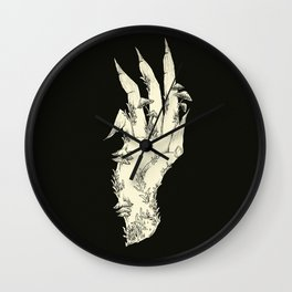 Fae Corpse Wall Clock