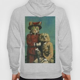 The Owl And The Pussy Cat Hoody