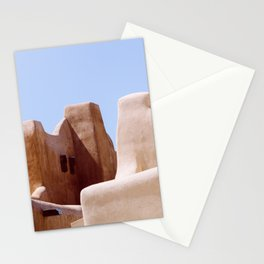Colors of Santa Fe Stationery Cards