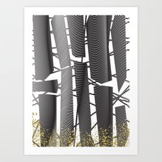 TRANSCENDENCY Art Print