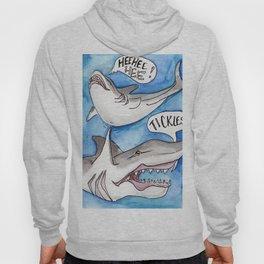 Shark Tickles Hoody