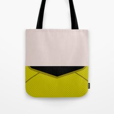 James T Kirk - Minimalist Star Trek 2009 AOS - Into Darkness -  James Jim - Trektangle - Trektangles Tote Bag
