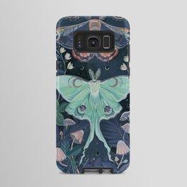 Luna Moth Android Case
