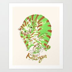 kettlingur Art Print
